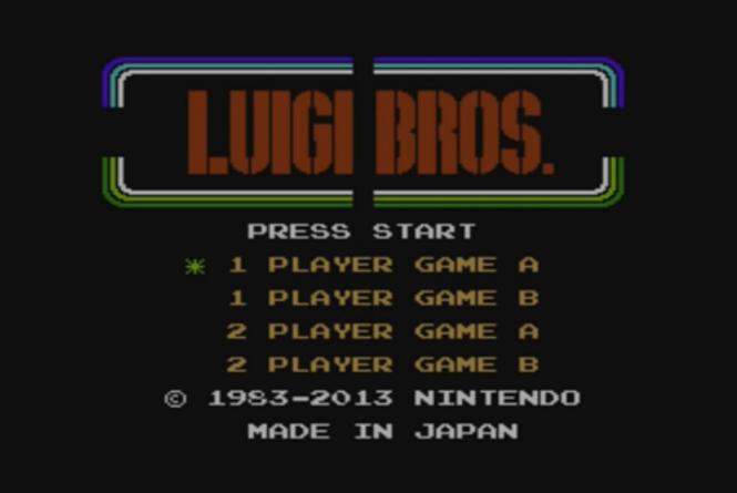 Luigi Bros.