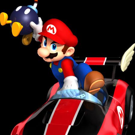 Mario Bomb Lob Artwork - Mario Kart Wii.png