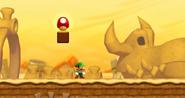 New Super Luigi. U captura 1.