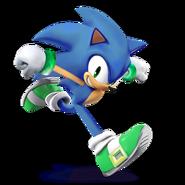 SSB4 Sprite Sonic 6