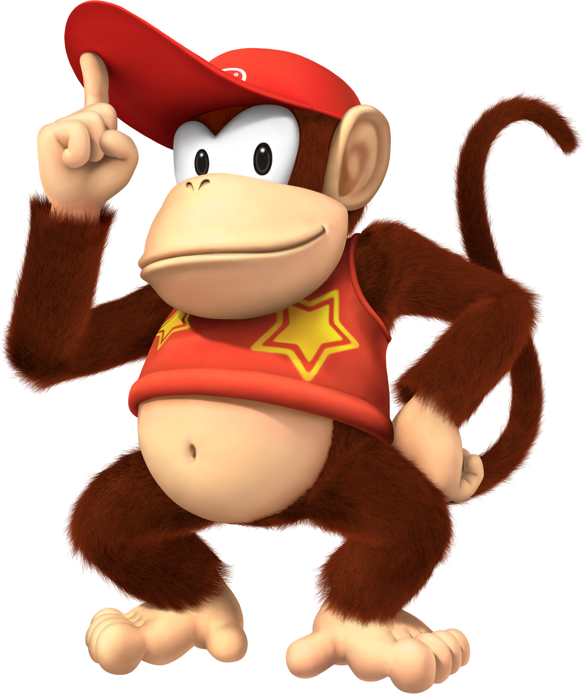 M&S5 Artwork Diddy Kong.png