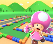 MKT Sprite SNES Marios Piste 3 3