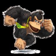 SSB4 Sprite Donkey Kong 1