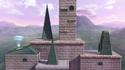 SSBU Screenshot Schloss Hyrule