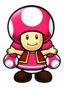Toadette - Mario Party Advance