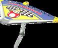 MKT Sprite Turbo-Pilz-Gleiter