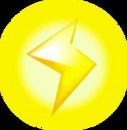 Lightning Artwork - Mario Kart Wii