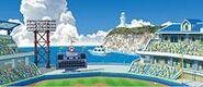 Mario Stadium Main Course Day
