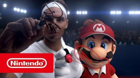 Mario Tennis Aces – Tráiler «Aces of the Game» (Nintendo Switch)-0