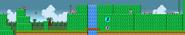 SMB2 Screenshot Welt 1-1 Karte 3