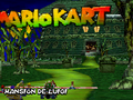 MKDS Screenshot Luigi's Mansion