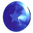 Pièce bleue
