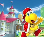 MKT Sprite 3DS Marios Piste 3