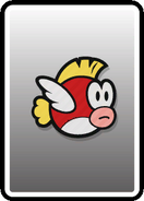 PMCS Screenshot Cheep-Cheep Karte