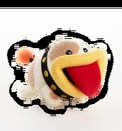 Yoshi'sWoollyWorldPoochy