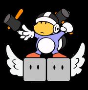 Amazin' Flyin' Hammer Brother