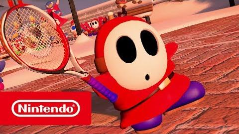 Mario Tennis Aces - Maskass (Nintendo Switch)