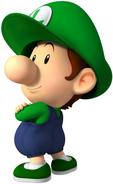 Baby Luigi SuperSluggers