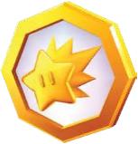 Médaille comète