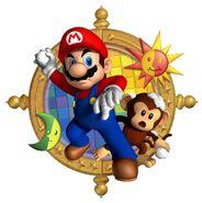 MP6 Artwork Mario