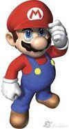 Mario (Super Mario 64 Ds)
