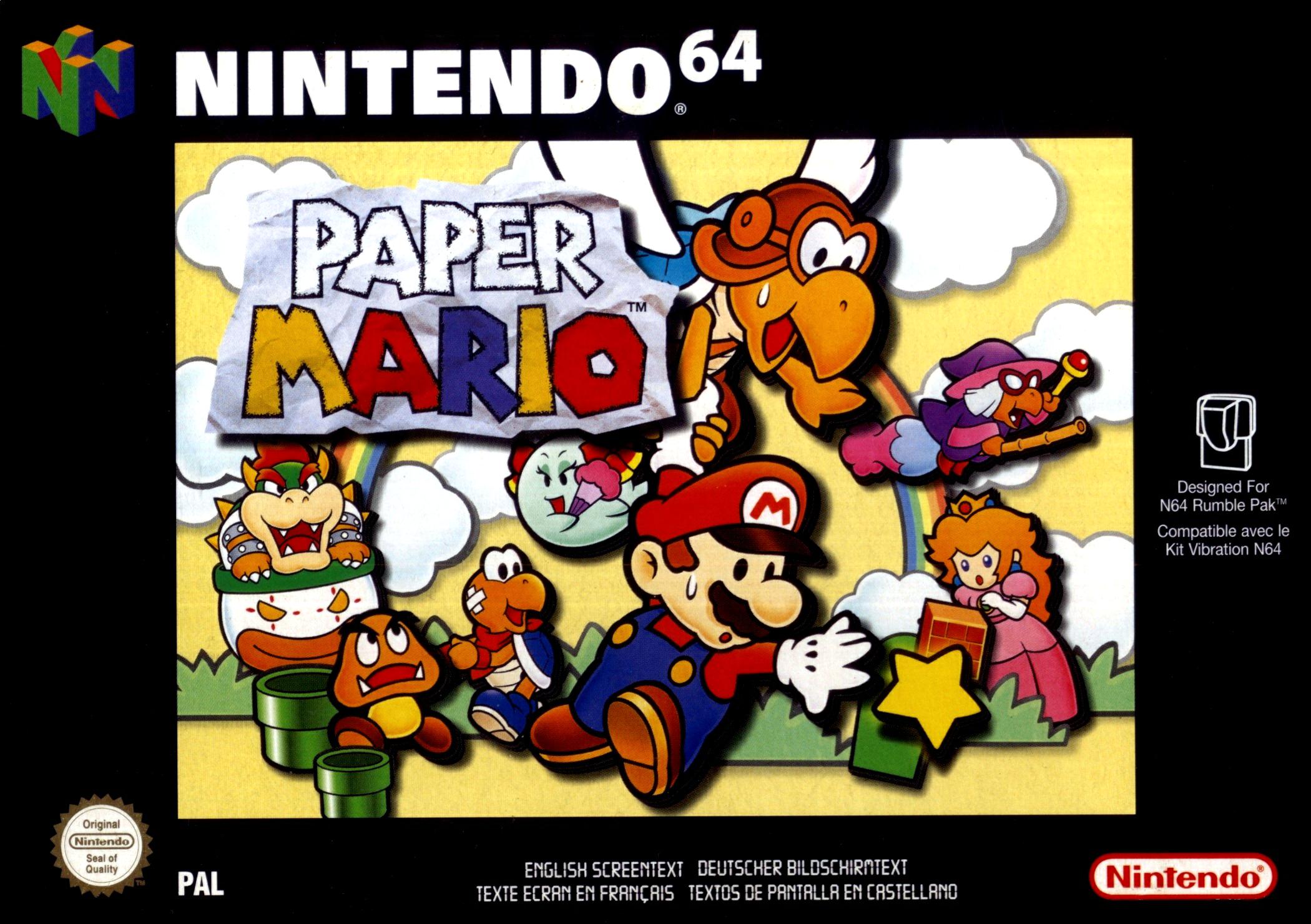 Paper Mario (jeu)