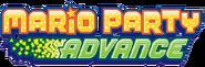 Logo final Mario Party Advance