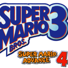 Super Mario Advance 4 Super Mario Bros. 3 Logo.png