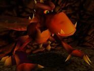 DK64 Screenshot Dogadon