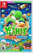 Yoshi's Crafted World boxart