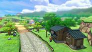 Animal Crossing - MK8 (été) 2