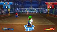 Mario Sports Mix Voleyball LM