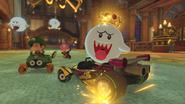 Mario Kart Rey Boo