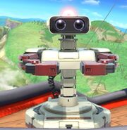 Robotic Operating Buddy