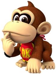 Bébé Donkey Kong