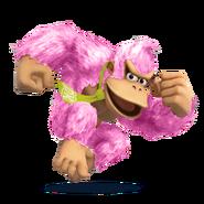 SSB4 Sprite Donkey Kong 7