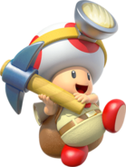 Captain Toad miner