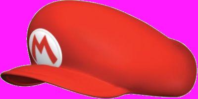 Casquette de Mario