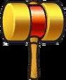 Ultra Hammer (Paper Mario- The Thousand Year Door)