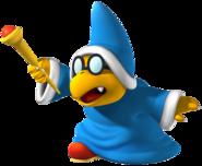 Kamek Artwork - Super Mario Galaxy
