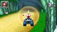 MK7 Screenshot Wii Pilz-Schlucht