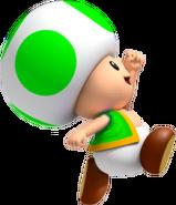 Toad verde 3