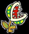 SMB Artwork Piranha-Pflanze