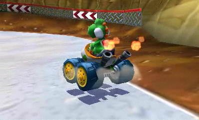Saut (Mario Kart)