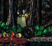 DKC2 Screenshot Dschungelzauber.png