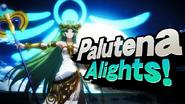 SSB4 Screenshot Charakter-Einführung Palutena