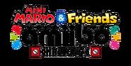Logo Mini-Mario and Friends