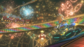 MK8 Screenshot N64 Regenbogen-Boulevard