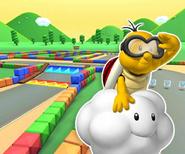 MKT Sprite SNES Marios Piste 2