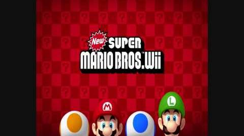 New Super Mario Bros Wii - Final Boss Phase 2 Extended
